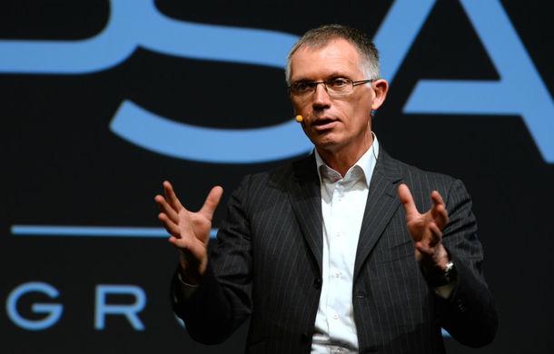 """Șeful PSA, îngrijorat de electrificarea pieței auto: """"Lipsa de viziune poate afecta industria, dar și societatea"""" - Poza 1"""