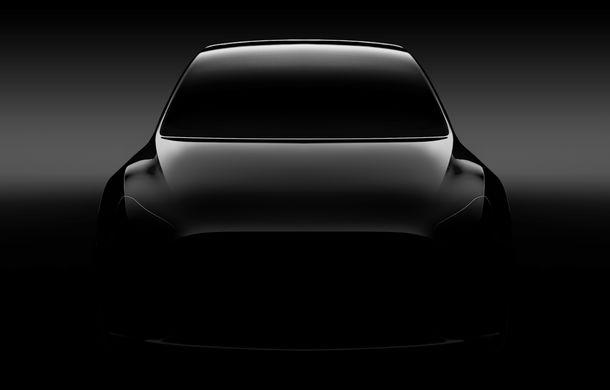 Tesla vrea să înceapă producția SUV-ului Model Y în noiembrie 2019: americanii planifică o uzină în China pentru 2021 - Poza 1