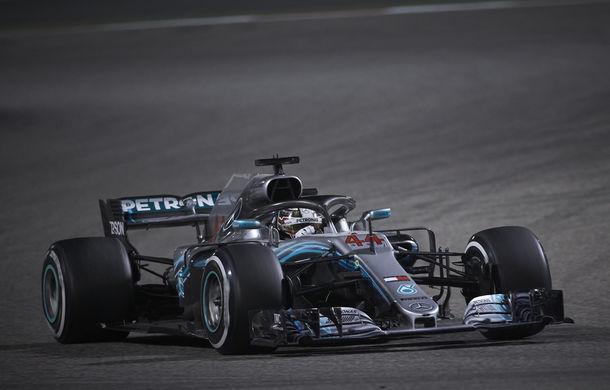 Hamilton, cel mai rapid în antrenamentele din China. Pilotul Mercedes, urmat în clasament de Raikkonen și Bottas - Poza 1