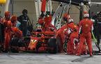 Ferrari a identificat problema de la accidentul de la boxe din Bahrain: un senzor a interpretat greșit datele
