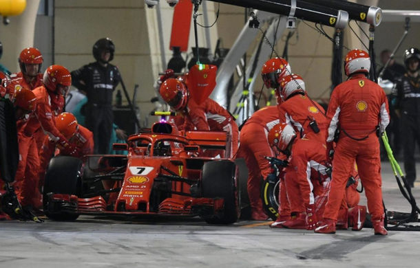 Ferrari a identificat problema de la accidentul de la boxe din Bahrain: un senzor a interpretat greșit datele - Poza 1