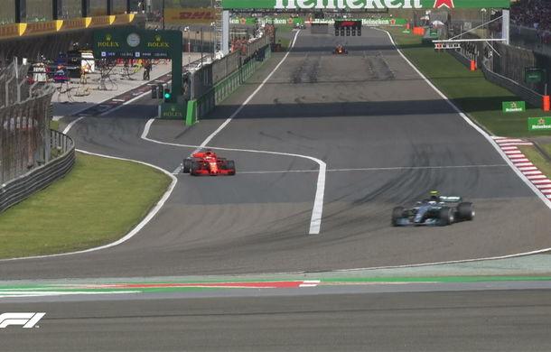 Ricciardo a câștigat cursa din China după patru depășiri pe final! Bottas și Raikkonen, podium după un acroșaj între Vettel și Verstappen - Poza 5