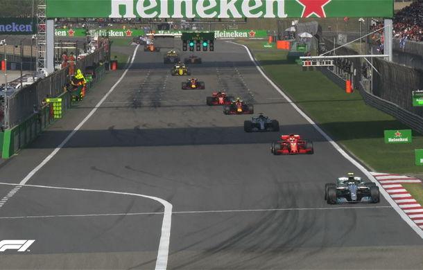 Ricciardo a câștigat cursa din China după patru depășiri pe final! Bottas și Raikkonen, podium după un acroșaj între Vettel și Verstappen - Poza 7