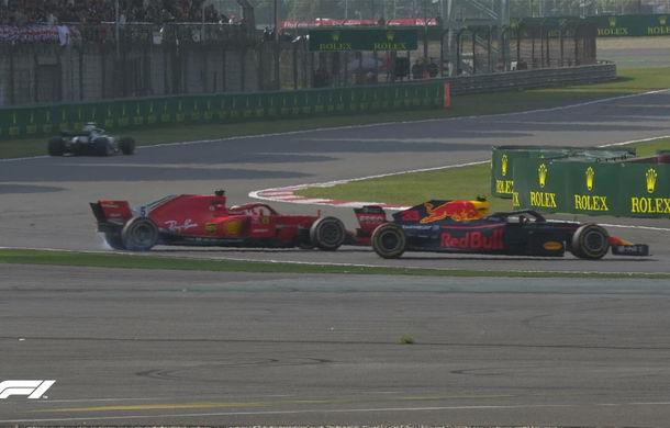 Ricciardo a câștigat cursa din China după patru depășiri pe final! Bottas și Raikkonen, podium după un acroșaj între Vettel și Verstappen - Poza 2