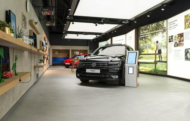 Volkswagen va deschide un Concept Store în România: nemții au ales un centru comercial din București - Poza 1