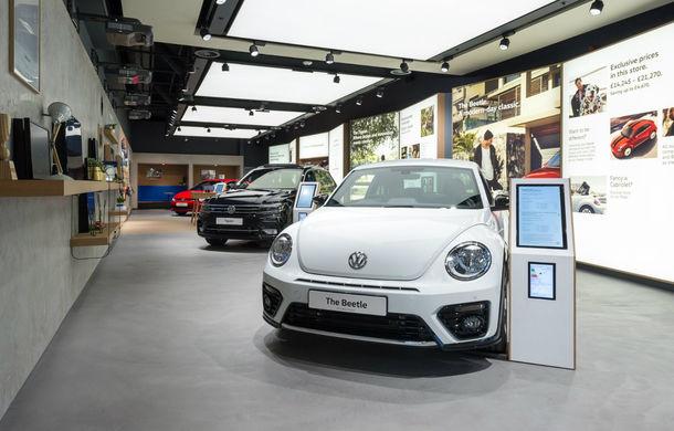 Volkswagen va deschide un Concept Store în România: nemții au ales un centru comercial din București - Poza 2