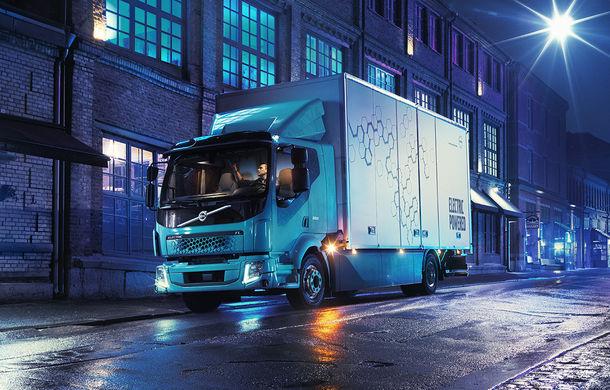 Tesla are un nou rival în segmentul camioanelor electrice: Volvo FL Electric are autonomie de 300 km - Poza 1