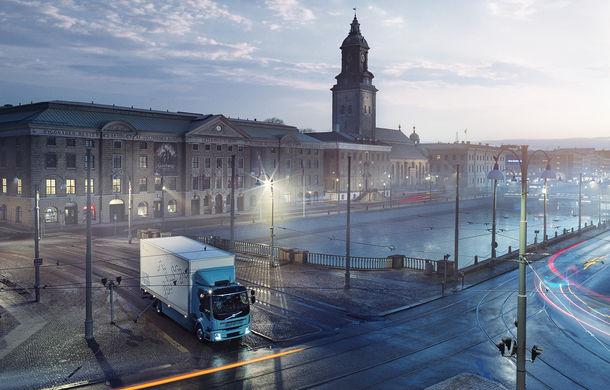 Tesla are un nou rival în segmentul camioanelor electrice: Volvo FL Electric are autonomie de 300 km - Poza 3