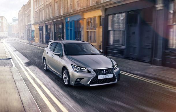 Detalii despre viitoarea generație Lexus CT: hatchback-ul ar putea fi oferit într-o versiune pur electrică - Poza 1