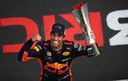 """Ricciardo, impulsionat de victoria din China: """"Cu monopostul potrivit aș lupta pentru titlul mondial"""""""