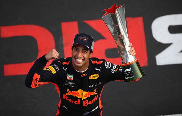 """Ricciardo, impulsionat de victoria din China: """"Cu monopostul potrivit aș lupta pentru titlul mondial"""" - Poza 1"""