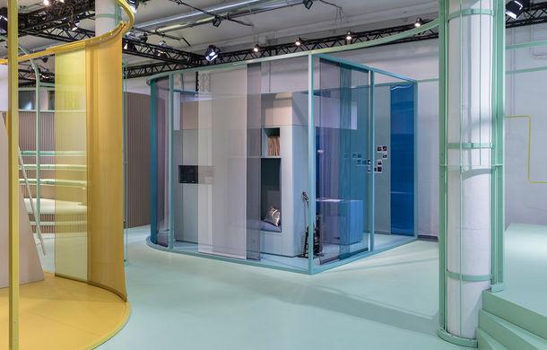 De la mașini la apartamente: Mini prezintă patru concepte nonconformiste de spații de locuit - Poza 16