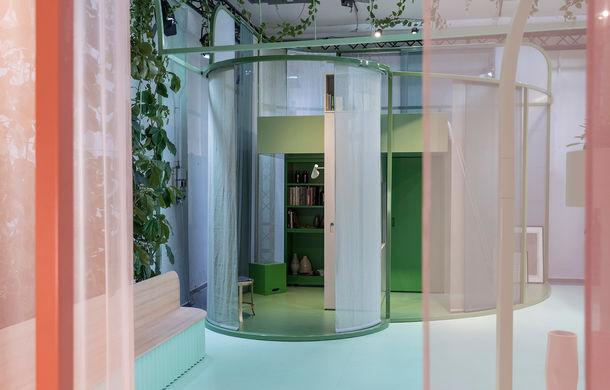 De la mașini la apartamente: Mini prezintă patru concepte nonconformiste de spații de locuit - Poza 11