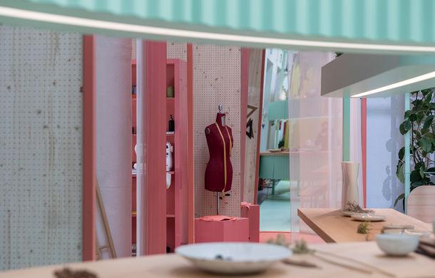 De la mașini la apartamente: Mini prezintă patru concepte nonconformiste de spații de locuit - Poza 10