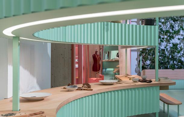 De la mașini la apartamente: Mini prezintă patru concepte nonconformiste de spații de locuit - Poza 4
