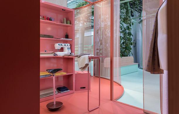 De la mașini la apartamente: Mini prezintă patru concepte nonconformiste de spații de locuit - Poza 8