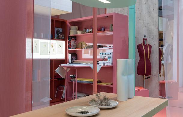 De la mașini la apartamente: Mini prezintă patru concepte nonconformiste de spații de locuit - Poza 9