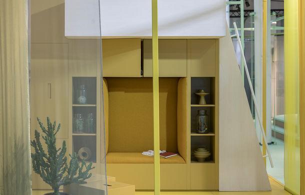 De la mașini la apartamente: Mini prezintă patru concepte nonconformiste de spații de locuit - Poza 15