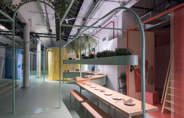De la mașini la apartamente: Mini prezintă patru concepte nonconformiste de spații de locuit - Poza 3