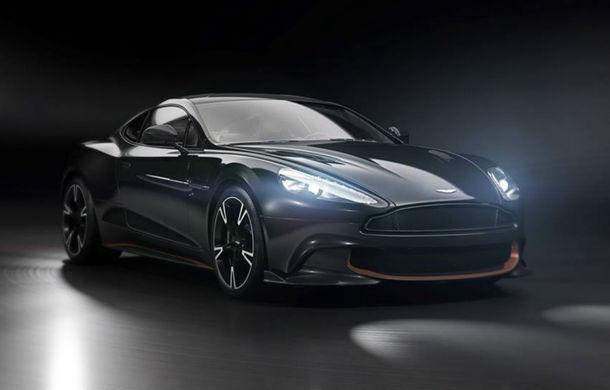 Urmașul lui Vanquish: Aston Martin DBS Superleggera va avea motor V12 de peste 700 CP și va fi prezentat în iunie - Poza 1