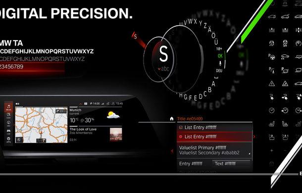 BMW prezintă următoarea generație pentru instrumentarul de bord și consola centrală: noul sistem are funcții noi și este mai ușor de personalizat - Poza 5
