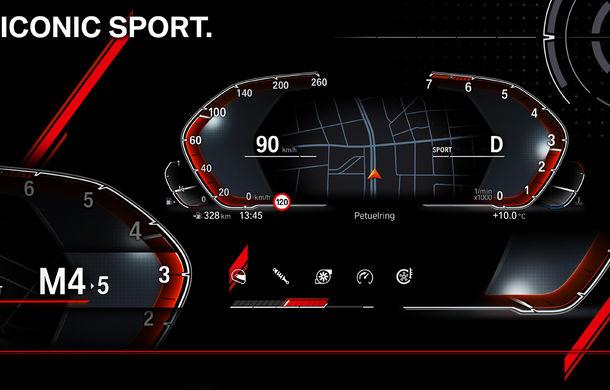 BMW prezintă următoarea generație pentru instrumentarul de bord și consola centrală: noul sistem are funcții noi și este mai ușor de personalizat - Poza 1