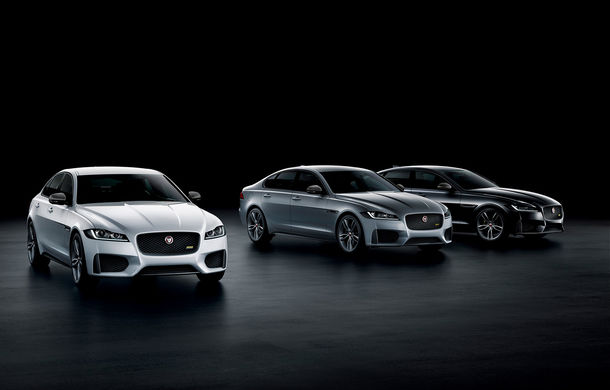 Jaguar introduce noile XE și XF 300 Sport: motor de 2.0 litri benzină cu 300 de cai putere - Poza 27