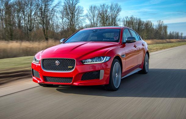 Jaguar introduce noile XE și XF 300 Sport: motor de 2.0 litri benzină cu 300 de cai putere - Poza 10