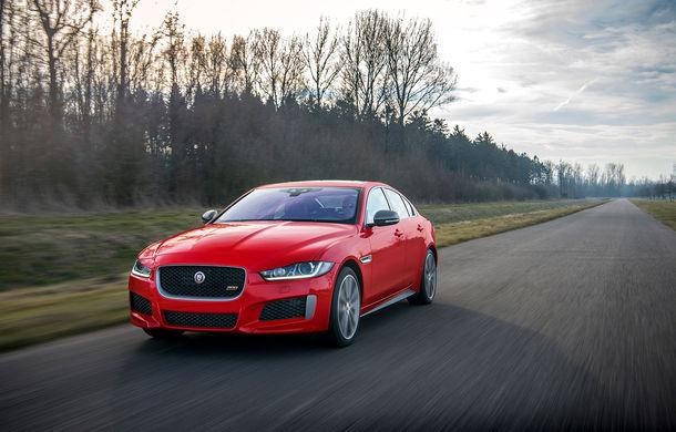 Jaguar introduce noile XE și XF 300 Sport: motor de 2.0 litri benzină cu 300 de cai putere - Poza 9