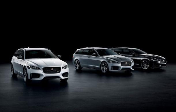 Jaguar introduce noile XE și XF 300 Sport: motor de 2.0 litri benzină cu 300 de cai putere - Poza 28