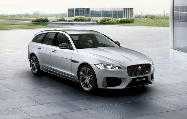 Jaguar introduce noile XE și XF 300 Sport: motor de 2.0 litri benzină cu 300 de cai putere - Poza 26