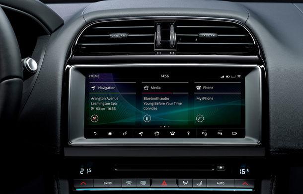 Jaguar introduce noile XE și XF 300 Sport: motor de 2.0 litri benzină cu 300 de cai putere - Poza 33