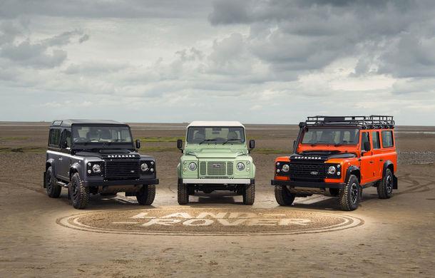 Mercedes-Benz Clasa X ar putea avea un nou rival: Land Rover nu exclude lansarea unui pick-up bazat pe viitorul Defender - Poza 1