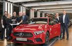 Mercedes-Benz a început producția noii generații Clasa A: modelul de clasă compactă este asamblat în cadrul fabricii din Rastatt, Germania