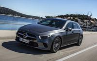 Test drive Mercedes-Benz Clasa A