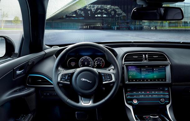 Jaguar XE Landmark Edition: jante de aliaj de 18 inch și 3 culori de caroserie pentru noua ediție specială - Poza 6