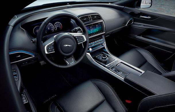 Jaguar XE Landmark Edition: jante de aliaj de 18 inch și 3 culori de caroserie pentru noua ediție specială - Poza 7