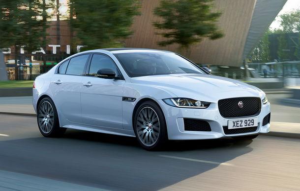 Jaguar XE Landmark Edition: jante de aliaj de 18 inch și 3 culori de caroserie pentru noua ediție specială - Poza 1