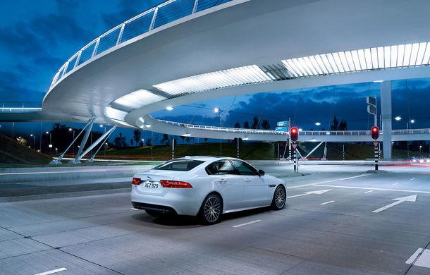 Jaguar XE Landmark Edition: jante de aliaj de 18 inch și 3 culori de caroserie pentru noua ediție specială - Poza 3