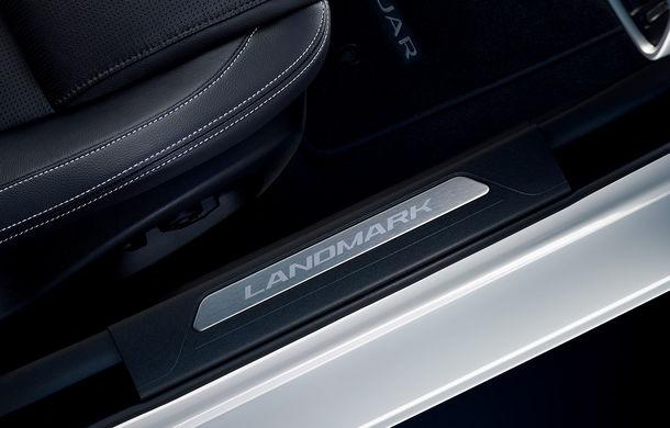 Jaguar XE Landmark Edition: jante de aliaj de 18 inch și 3 culori de caroserie pentru noua ediție specială - Poza 8