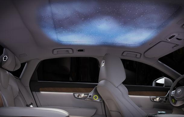 Volvo S90 Ambience: concept de ambianță interioară care combină elemente vizuale, sunete și parfumuri pentru confortul pasagerilor - Poza 4