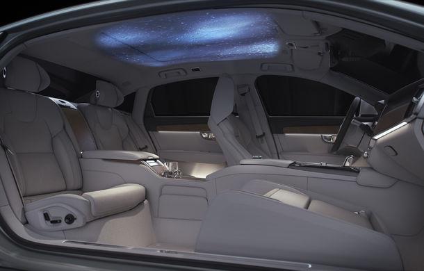 Volvo S90 Ambience: concept de ambianță interioară care combină elemente vizuale, sunete și parfumuri pentru confortul pasagerilor - Poza 8