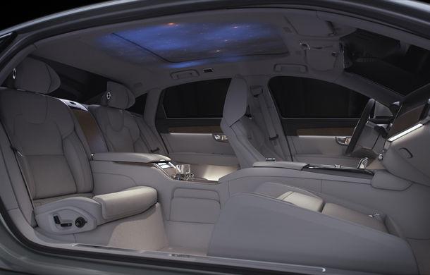 Volvo S90 Ambience: concept de ambianță interioară care combină elemente vizuale, sunete și parfumuri pentru confortul pasagerilor - Poza 7