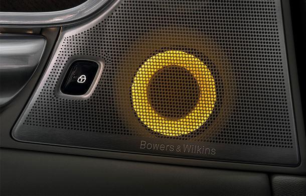 Volvo S90 Ambience: concept de ambianță interioară care combină elemente vizuale, sunete și parfumuri pentru confortul pasagerilor - Poza 10