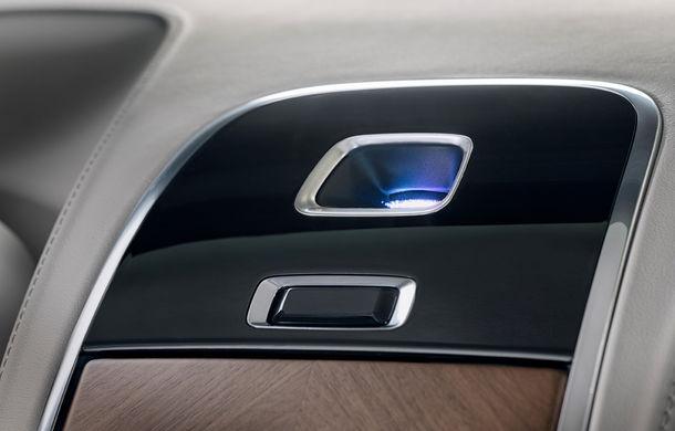 Volvo S90 Ambience: concept de ambianță interioară care combină elemente vizuale, sunete și parfumuri pentru confortul pasagerilor - Poza 9