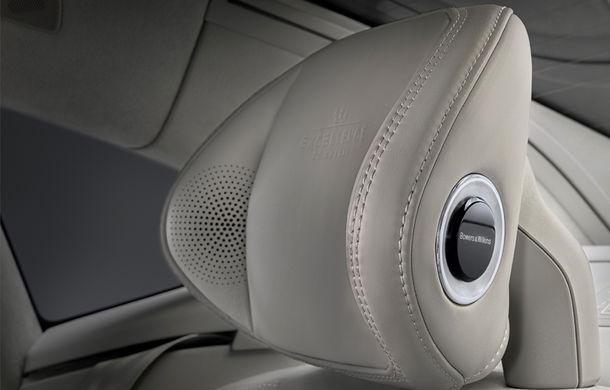 Volvo S90 Ambience: concept de ambianță interioară care combină elemente vizuale, sunete și parfumuri pentru confortul pasagerilor - Poza 12
