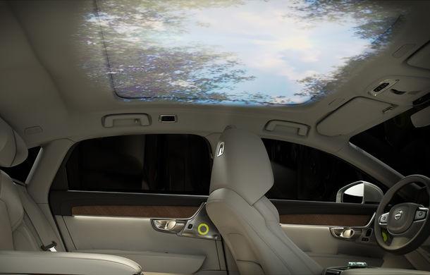 Volvo S90 Ambience: concept de ambianță interioară care combină elemente vizuale, sunete și parfumuri pentru confortul pasagerilor - Poza 5
