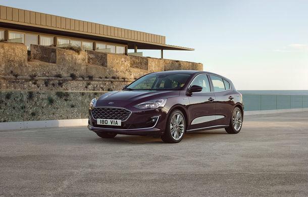 Noutăți în gama Ford Focus din 2020: compacta va avea versiune hibridă cu baterie de 48 de volți - Poza 1