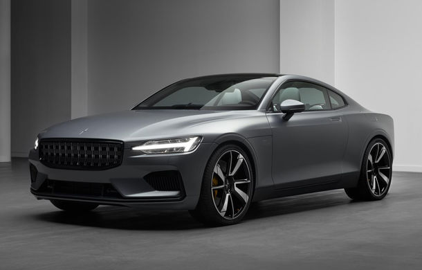 Polestar 1 va costa 155.000 de euro: cererea pentru coupe-ul hibrid este de peste 7.000 de unități - Poza 1