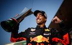 Ricciardo, tentat să plece la Ferrari? Pilotul Red Bull ar fi semnat un acord pentru negocieri exclusive cu Scuderia